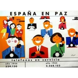 ESPAÑA EN PAZ TELÉFONOS