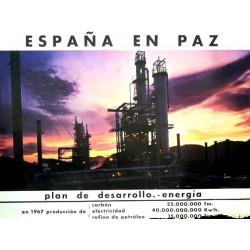 ESPAÑA EN PAZ ENERGÍA