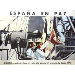 ESPAÑA EN PAZ ARMADA