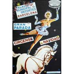 GRAN PARADA CIRCENSE DE NAVIDAD