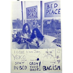 YOKO JONH - HAIR PEACE - BED PEACE
