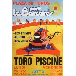 TORO PISCINE - PORT LE BARCARES