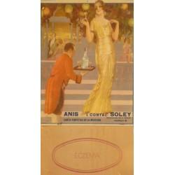 ANIS I CONYAC SOLEY (ECZEMA)