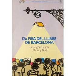 12A. FIRA DEL LLIBRE DE BARCELONA. CESC