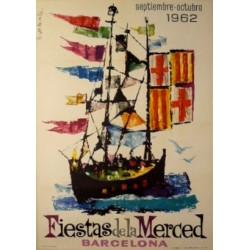 FIESTAS DE LA MERCED 1962. GIRALT MIRACLE