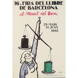 16A. FIRA DEL LLIBRE DE BARCELONA. CESC