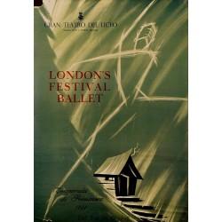 LONDON'S FESTIVAL BALLET