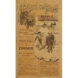 RIPOLL. PLAZA DE TOROS