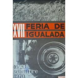 IGUALADA XXII FERIA 1970