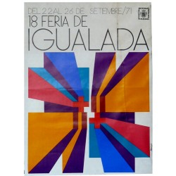 IGUALADA 18 FERIA 1971