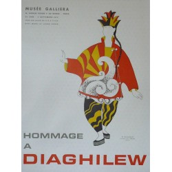 HOMMAGE A DIAGHILEW