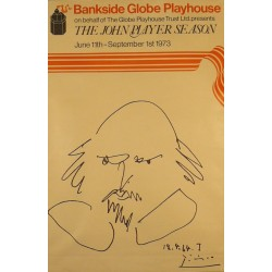 PICASSO. BANKSIDE GLOBE PLAYHOUSE