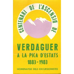 CENTENARI DE VERDAGUER A LA PICA D'ESTATS