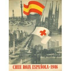 CRUZ ROJA ESPAÑOLA 1946