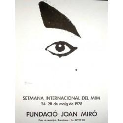 SETMANA INTERNACIONAL DEL MIM. BROSSA, Joan