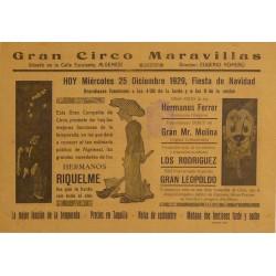 GRAN CIRCO MARAVILLAS