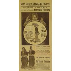 GRAN CIRCO MARAVILLAS - VILLARREAL