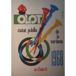 OLOT. CIUTAT PUBILLA DE LA SARDANA