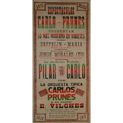 ESPECTACULOS CARLO-PRUNES. PILAR CARLO