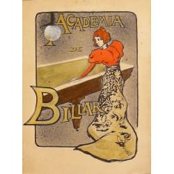 ACADEMIA DE BILLAR