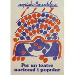 PER UN TEATRE NACIONAL I POPULAR