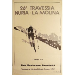 ESQUI . 26ª TRAVESSIA NURIA- LA MOLINA