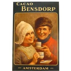 CACAO BENSDORP AMSTERDAM