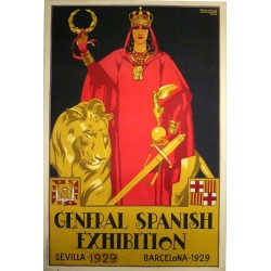 GENERAL SPANISH EXHIBITION SEVILLA-BARCELONA 1929