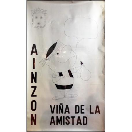 AINZON VIÑA DE LA AMISTAD
