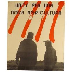 UNITS PER UNA NOVA AGRICULTURA