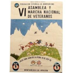 VI ASAMBLEA Y MARCHA NACIONAL DE VETERANOS