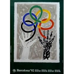 JUEGOS DE LA XXV OLIMPIADA BARCELONA 1992 -GAMES OF THE XXV OLYMPIAD. LLIMOS