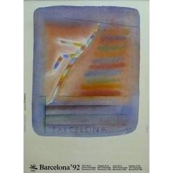 JUEGOS DE LA XXV OLIMPIADA BARCELONA 1992 -GAMES OF THE XXV OLYMPIAD. FOLON