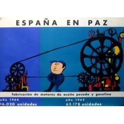 ESPAÑA EN PAZ MOTORES