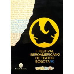 II FESTIVAL IBEROAMERICANO DE TEATRO