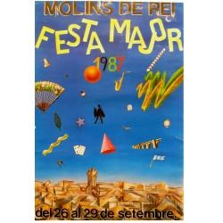 MOLINS DE REI FESTA MAJOR 1987