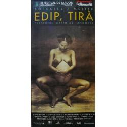 TEATRE POLIORAMA. EDIP, TIRA