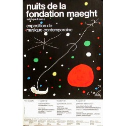 NUITS DE LA FONDATION MAEGHT