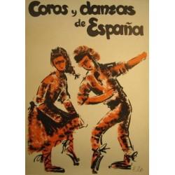 COROS Y DANZAS DE ESPAÑA