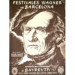 FESTIVALES WAGNER EN BARCELONA
