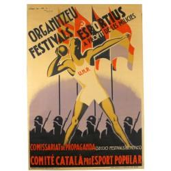 ORGANITZEU FESTIVALS ESPORTIUS A PROFIT DE LES MILICIES