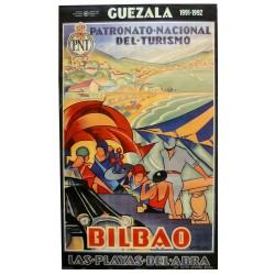 GUEZALA 1991-1992. MUSEO BELLAS ARTES BILBAO
