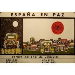 ESPAÑA EN PAZ VEHÍCULOS