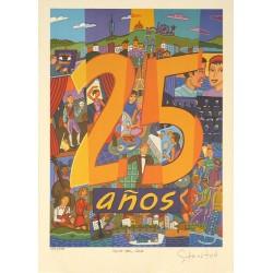 25 AÑOS GUIA DEL OCIO. PHILIP STANTON