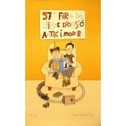 57ª FIRA DEL LLIBRE D'OCASIÓ ANTIC I MODERN