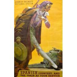 SPANISH COURTESY. RENFE