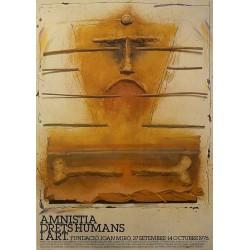 AMNISTIA, DRETS HUMANS I ART