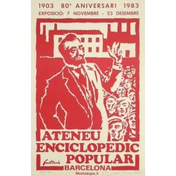 ATENEU ENCICLOPÈDIC POPULAR - 80è ANIVERSARI