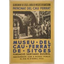 MUSEU DEL CAU FERRAT DE SITGES