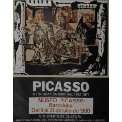 PICASSO - OBRA GRÁFICA ORIGINAL 1930-1971